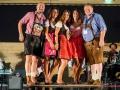 Mister & Miss Aargauer Oktoberfest 2014, die Schwestern & Beat