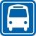 Anreise mit Bus