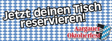 Tischreservation