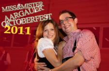 Miss und Mister Aargauer Oktoberfest 2011